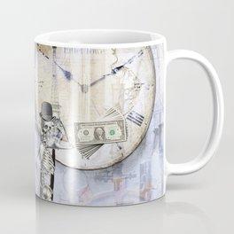 Servants of money Coffee Mug
