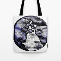 mother Tote Bags featuring Mother by Christa Bethune Smith