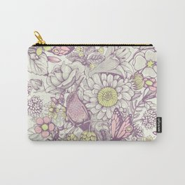 Beauty (eye of the beholder) - pale version Carry-All Pouch