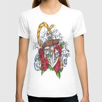 anchors T-shirts featuring Anchors Away by 'Til Death Designs