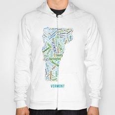 Word Cloud - Vermont Hoody