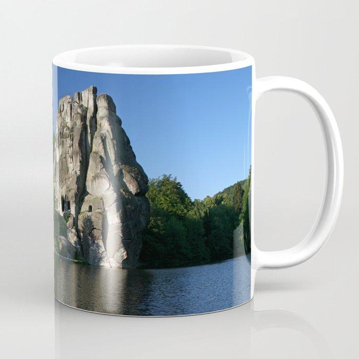 Externsteine Coffee Mug