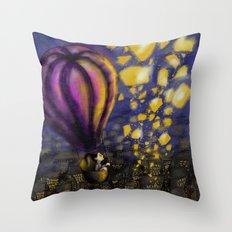 Light the World Throw Pillow