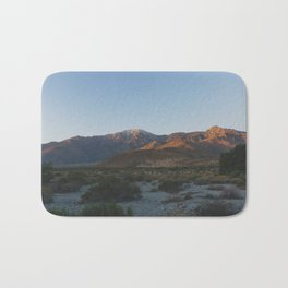 Mt San Jacinto - Pacific Crest Trail, California Bath Mat