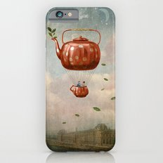 Tea for Two at Dusk iPhone 6 Slim Case