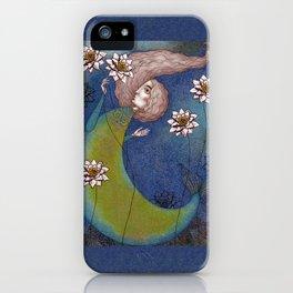 The Mermaid's Lake iPhone Case