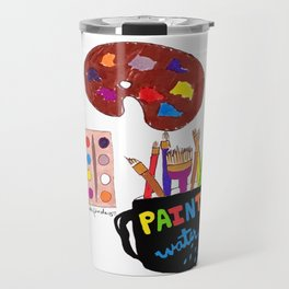 Artist Tools Travel Mug