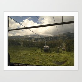 Breckenridge I Art Print