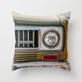 Vintage International Throw Pillow