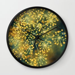 Dill #1 Wall Clock