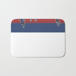 Serge The Black Elephant Bath Mat