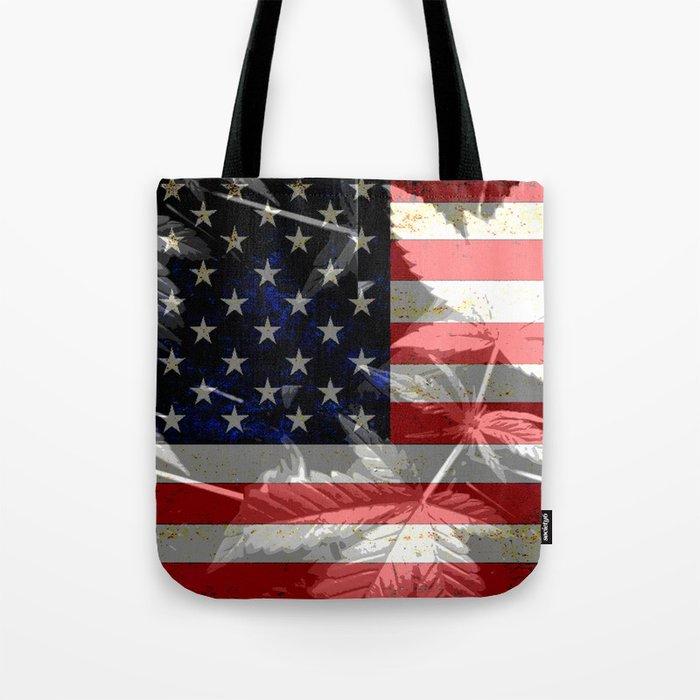 iDeal - Freedom Leaf Tote Bag