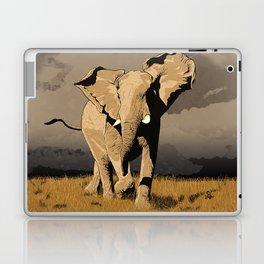 The Elephant's Marching Laptop & iPad Skin