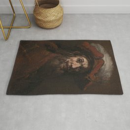 The Crusader (Sketch) Rug