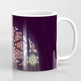 Stained Glass Church Coffee Mug