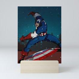 Steve Rogers - Captain Mini Art Print