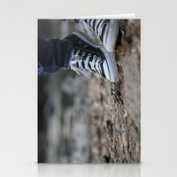 converse Stationery Cards featuring Converse by AJ Calhoun