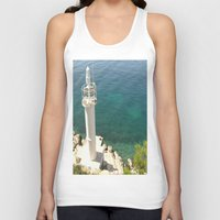 lighthouse Tank Tops featuring Lighthouse by Bitifoto