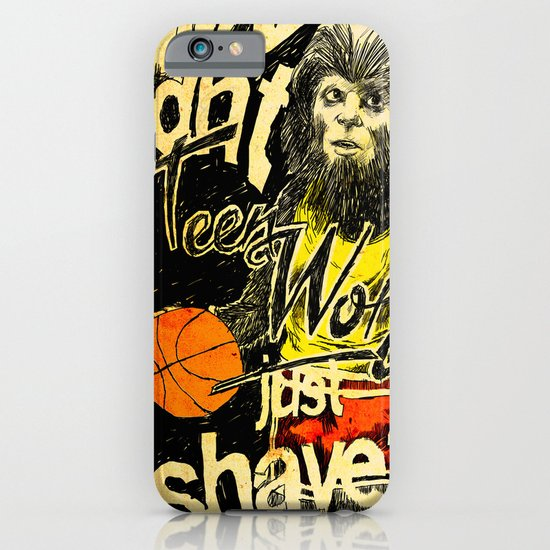 Teen Wolf iPhone & iPod Case
