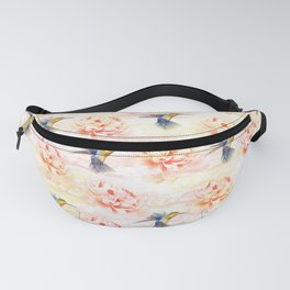 Colibri pattern Fanny Pack