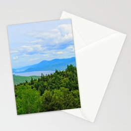 Lake George Overlook Stationery Cards