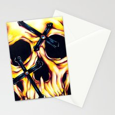 Cross Face Stationery Cards