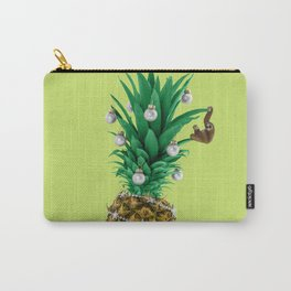 Christmas pineapple Carry-All Pouch