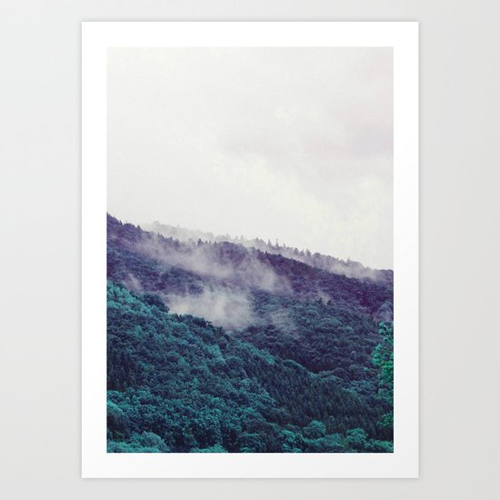 Find Me, If You Can #society6 Art Print