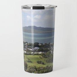 Rangitoto Island Auckland Travel Mug