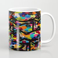 trout Mugs featuring Rainbow Trout by Jordan Luckow