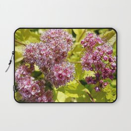 Lilac flowers Laptop Sleeve