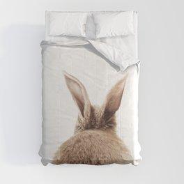 Bunny Back Comforters