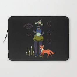 Witch Series: Crystal Ball Laptop Sleeve