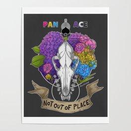 Pan+Ace Poster