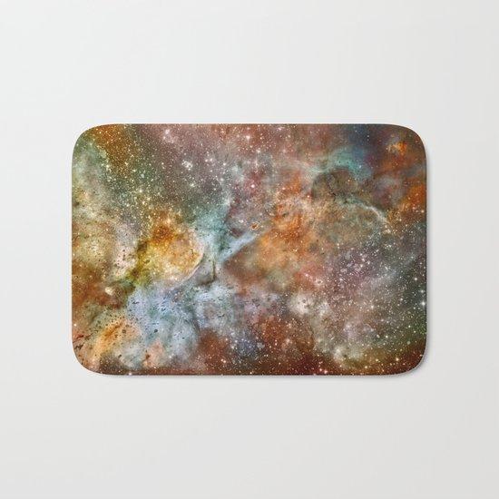 Acrylic Multiverse Bath Mat