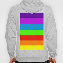Fluorescent Rainbow |7 Colours Hoody