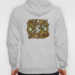 Celtic Hounds Knot One Hoody
