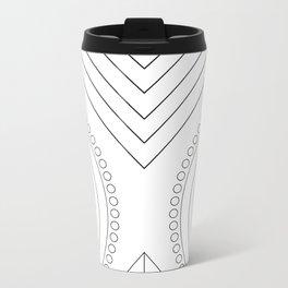 archART no.004 Metal Travel Mug
