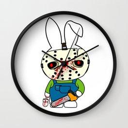 MIFFED! I Wall Clock