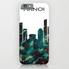 Hanoi Skyline iPhone Case