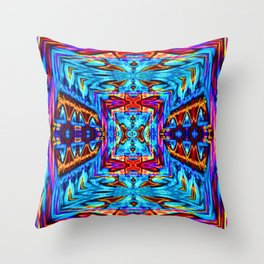 Pattern-285 Throw Pillow