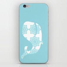Animals Illustration iPhone & iPod Skin