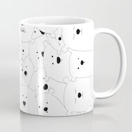 Polar Bears Coffee Mug