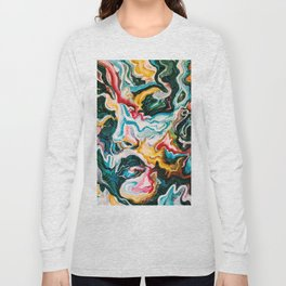 Lady Agate Long Sleeve T-shirt