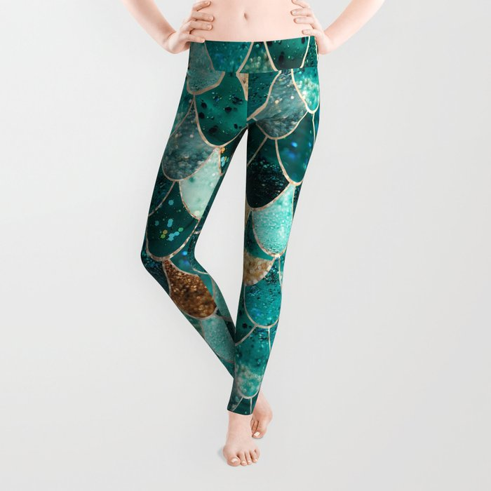 REALLY MERMAID Leggings