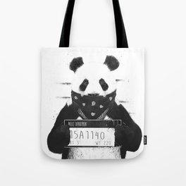 Bad panda Tote Bag