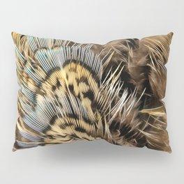 Pheasant Feathers Pillow Sham