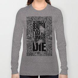 Breathe In Deep Long Sleeve T-shirt