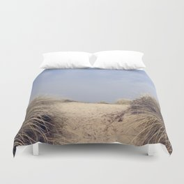 The Way To The Beach II Duvet Cover