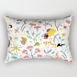 Spring Meadow Rectangular Pillow